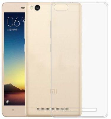 Xiaomi ochranné pouzdro pro Redmi 4A transparentní