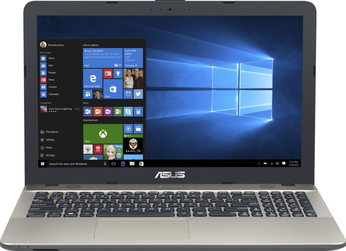 """Asus VivoBook Max X541UA-GQ1245T + dárek Logo brašna na 15,6"""" notebook (černá), eScan Internet Security Suite Antivirový software na 90 dní, Yenkee YMS 002BK bezdrátová myš zdarma"""