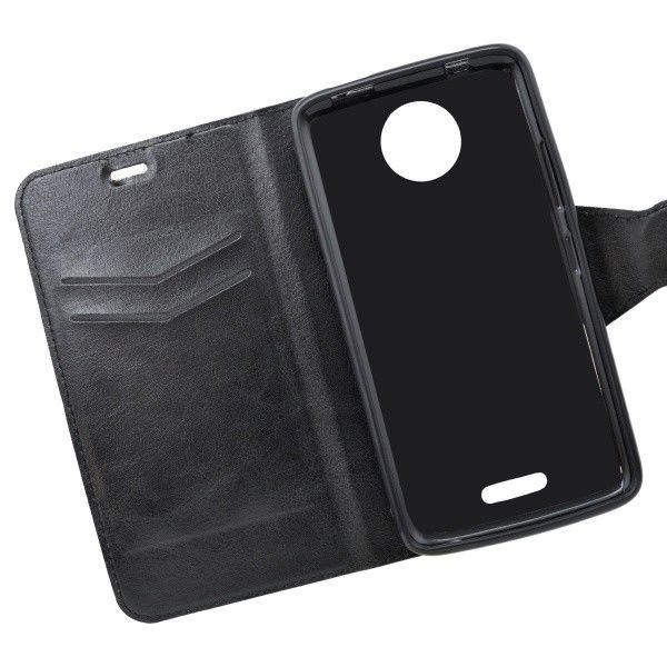 MOBILNET pouzdro pro Lenovo Moto C Plus (černé)