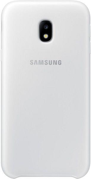 Samsung dvouvrstvý kryt pro J3 2017 bílá