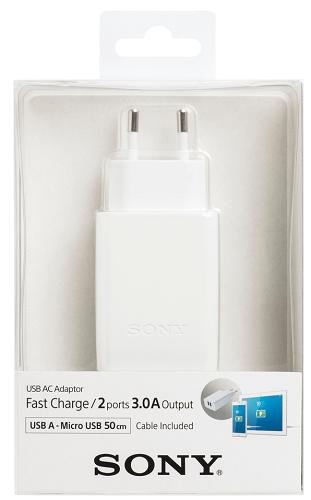 Sony CP-AD2M4WC nabíječka 4xUSB