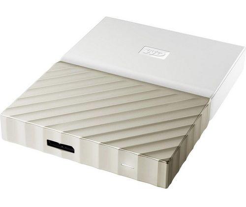 """WD Ultra 2,5"""" 3TB USB 3.0 bílo-zlatý"""