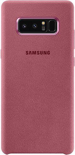 Samsung Alcantara pro Galaxy Note8, růžová