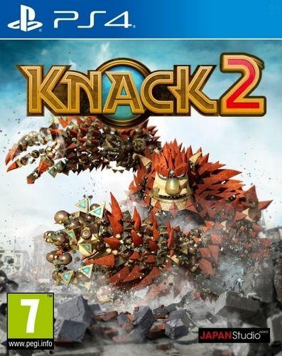 Knack 2 - PS4 hra