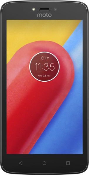 Motorola Moto C Dual červený
