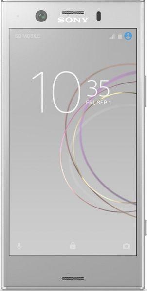 Sony Xperia XZ1 Compact stříbrný + dárek Sony SRS-X11 (černý) zdarma