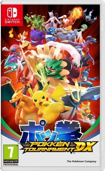 Pokémon Tournament DX - Nintendo Switch hra