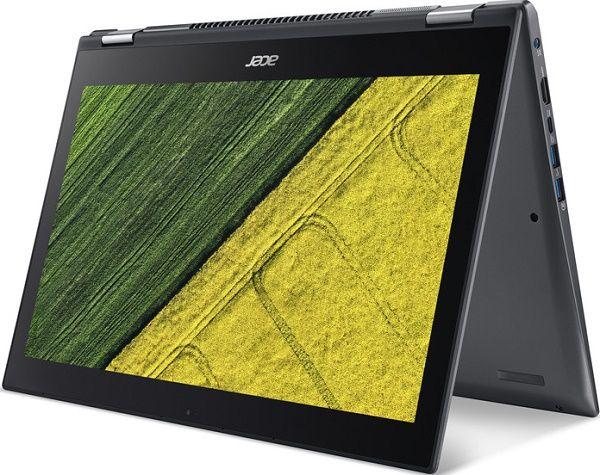 """Acer Spin 5 SP515-51N-563G NX.GSFEC.003 + dárek Logo brašna na 15,6"""" notebook (černá), eScan Internet Security Suite Antivirový software na 90 dní, Yenkee YMS 002BK bezdrátová myš zdarma"""