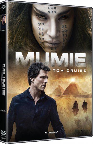 Mumie (2017) - DVD film