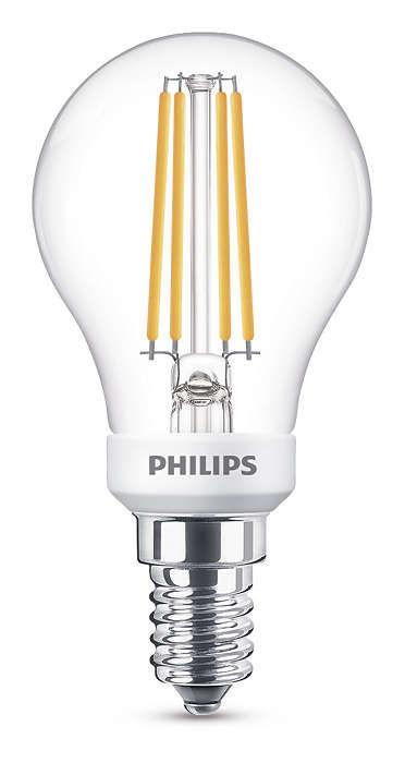 Philips Lighting E14 5W WW