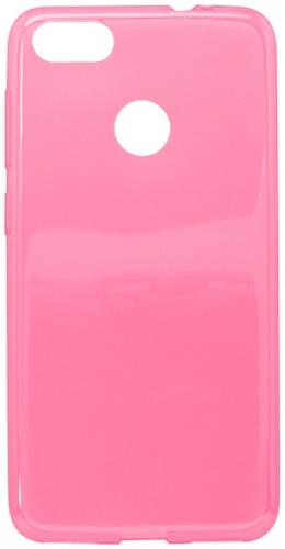 Mobilnet gumové pouzdro pro Huawei P9 Lite Mini, růžová