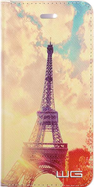 Winner pouzdro pro Huawei P9 Lite Mini 2017, Eiffelova věž