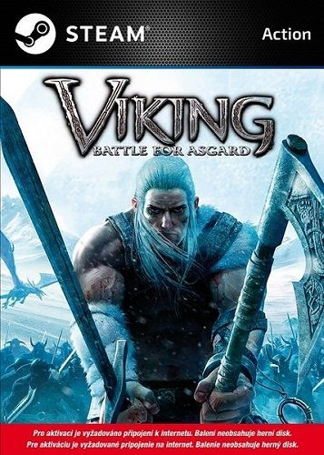 Viking: Battle for Asgard - PC hra