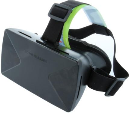 Forever Setty 3D VR brýle, černá