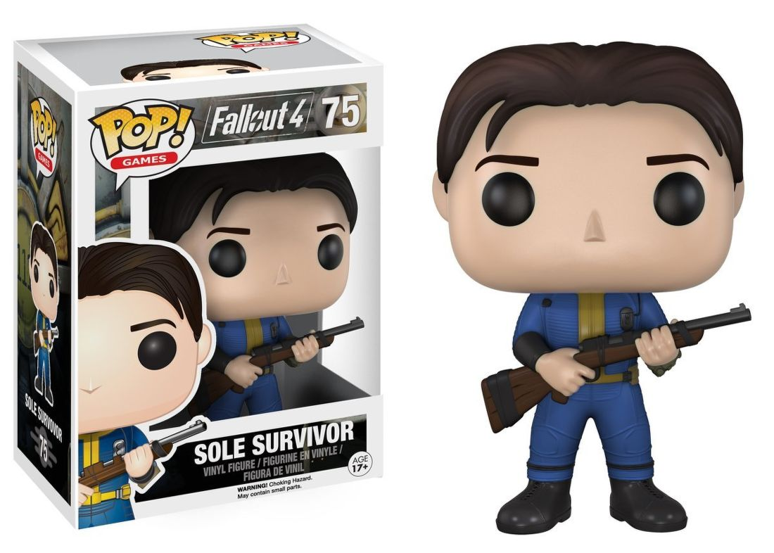 Funko Pop! Sole Survivor figurka