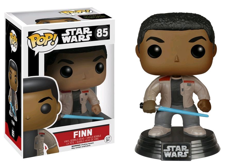 Funko Pop! Finn se světelným mečem figurka