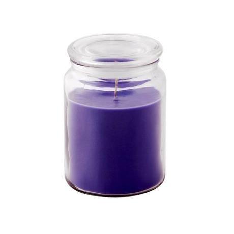 Provence Levandule aromatická svíčka ve skle (510g)