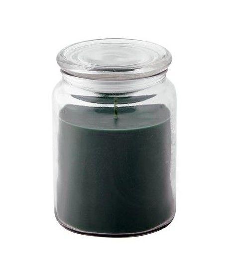Provence Vánoční koření aromatická svíčka ve skle (510g)