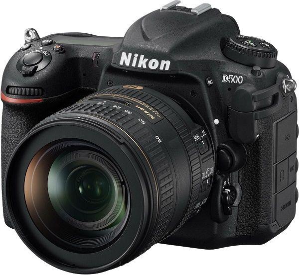 Nikon D500 + 16-80, Digitální zrcadlovka