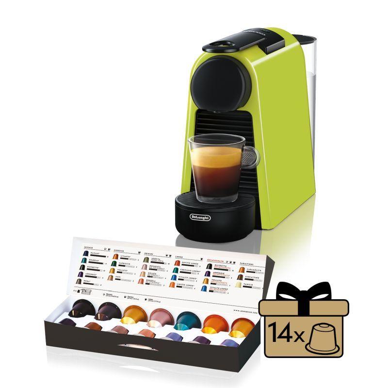 Nespresso De'Longhi Essenza Mini EN85.L Solo