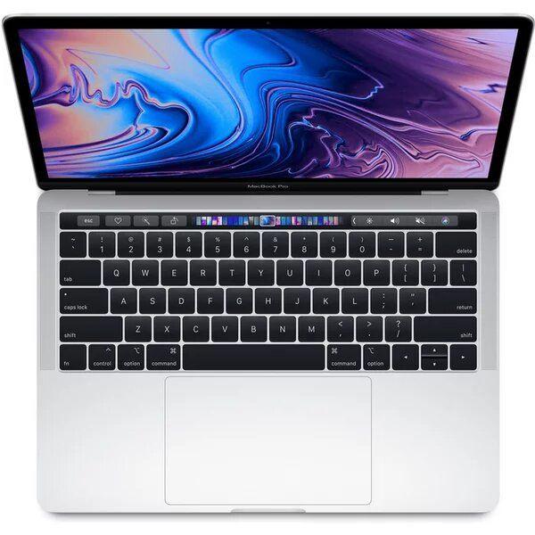 Apple MacBook Pro 13 Retina Touch Bar i5 256GB (2019) stříbrný
