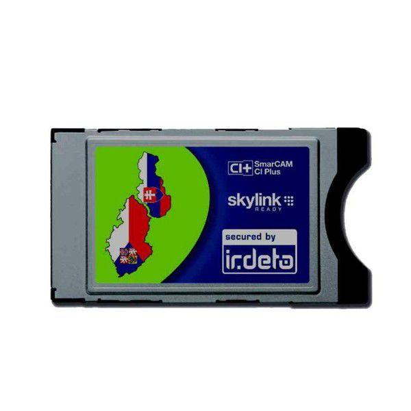 SmardTV CA modul Irdeto Eurocam - dekódovací karta