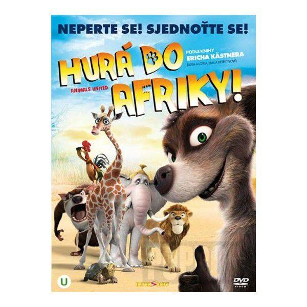 Hurá do Afriky - DVD film
