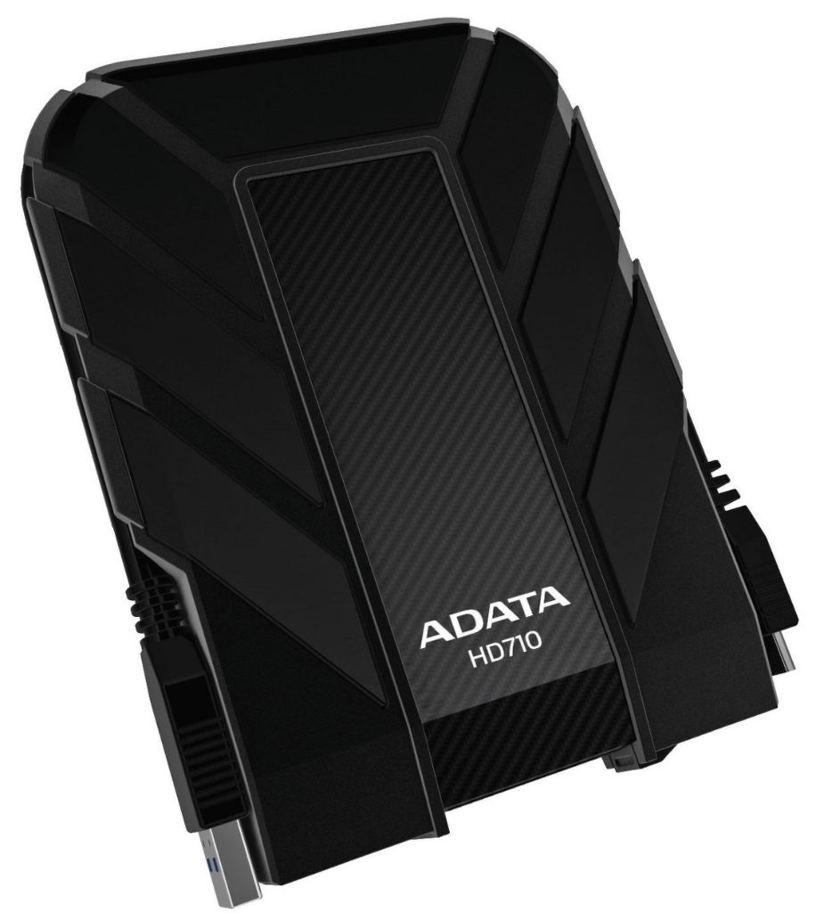 """A-DATA Durable HD710 2,5"""" 2TB USB 3.0 (černý)"""