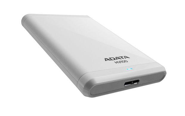 "A-DATA Value HV100 2,5"" 1TB USB 3.0 (bílý)"