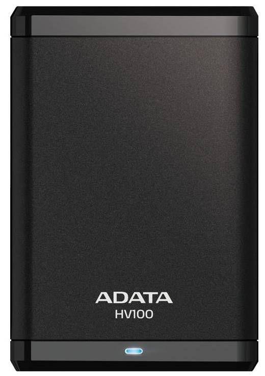 A-Data HV100, AHV100-1TU3-CBK (černý) - externí disk