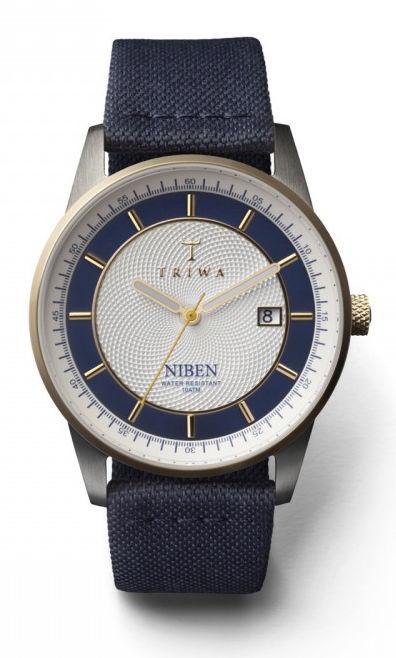 Triwa Duke Niben (modrá)