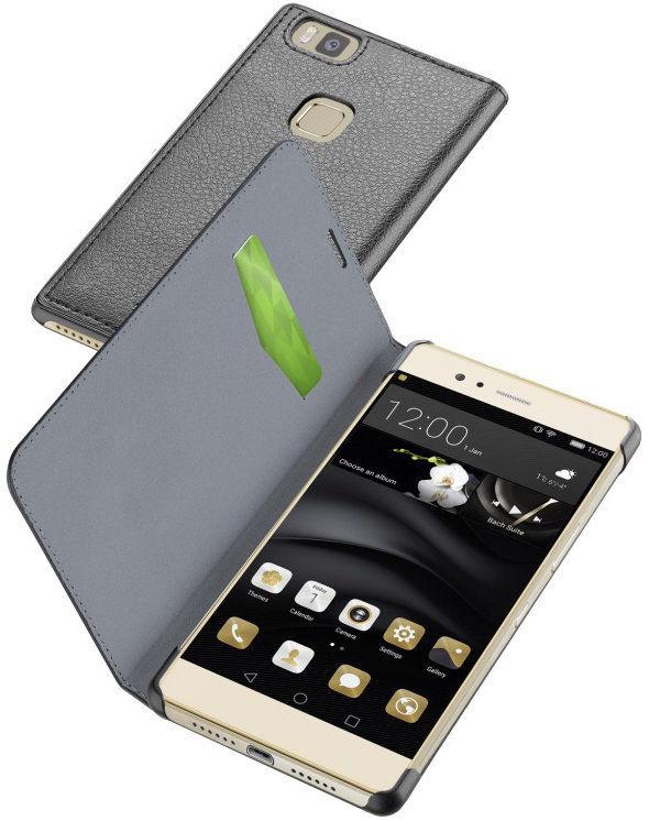Cellular Line pouzdro pro Huawei P9 (černé)