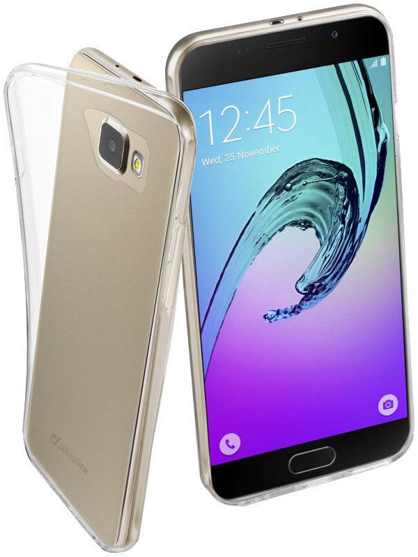 Cellular Line kryt pro Samsung Galaxy A7 (průhledný)