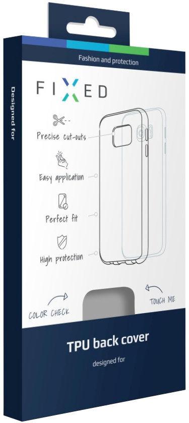 Fixed pouzdro pro Huawei Y6 II (průhledné)