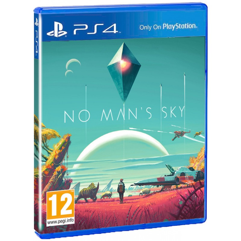 Sony No Man´s Sky - hra na PS4