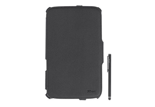 TRUST Stile Folio Stand with stylus for Galaxy Tab 3 7.0
