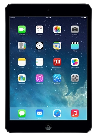 Apple iPad mini Retina Cellular 16GB (vesmírně šedý)