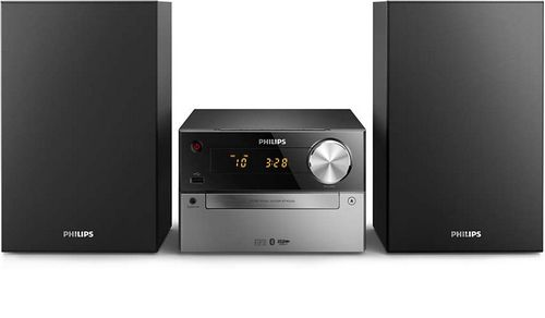Philips BTM2325/12 černo-stříbrný