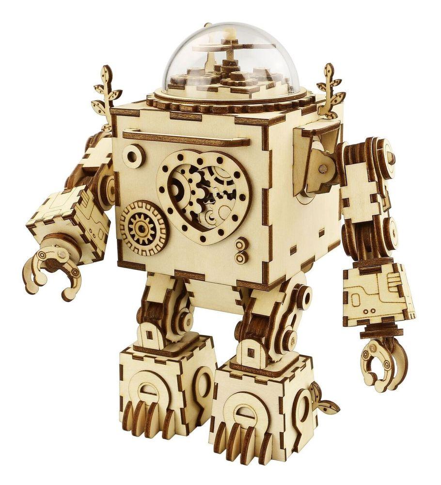Rokr robot Orpheus 3D puzzle