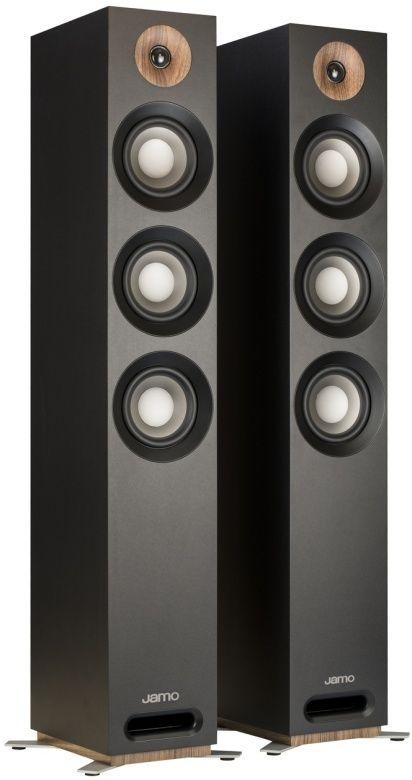 Jamo S 809 černé (1 pár)