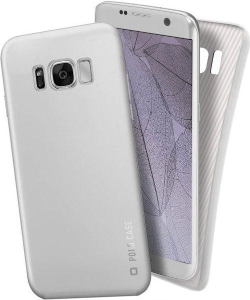 SBS Polo pouzdro pro Samsung Galaxy S8 Plus, bílá