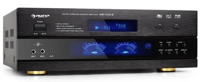 Auna AMP-5100 černý