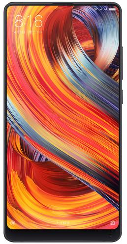 Xiaomi Mi MIX 2 černý + dárek Xiaomi Mi Band 2 černý zdarma