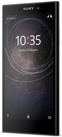 Sony Xperia L2 černý + dárek Remax AA-1004 Powerbanka 10.000 mAh (černá) zdarma
