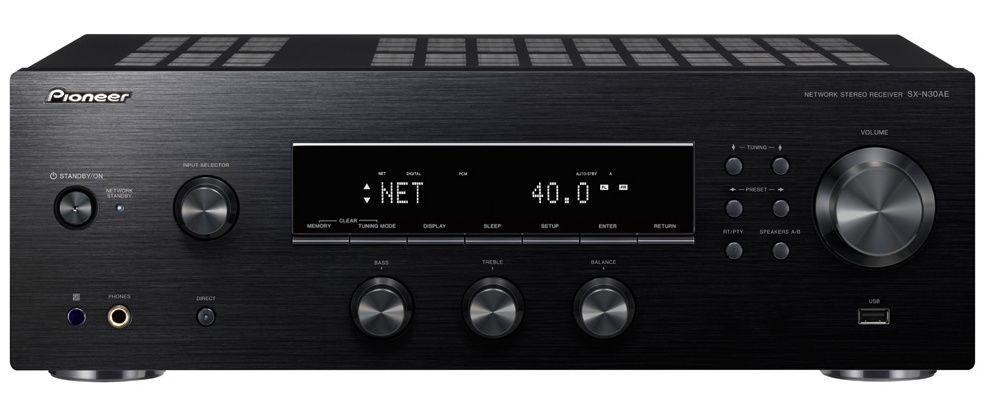 Pioneer SX-N30AE černý