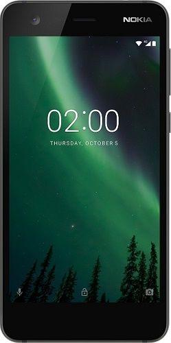 Nokia 2 Single Sim černý
