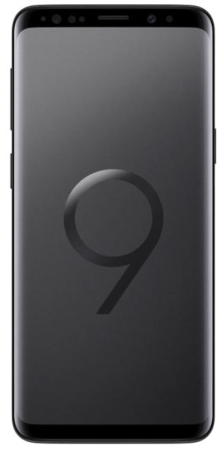 Samsung Galaxy S9 Dual SIM 256 GB černý