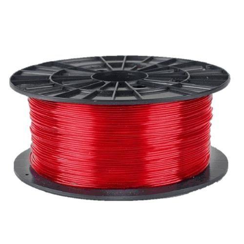 Plasty Mladeč F175PETG_TRE TR červená