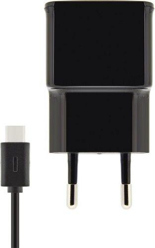 4-OK 203V 1m černá USB-C nabíječka