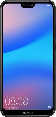 Huawei P20 Lite černý